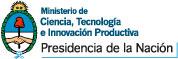 Ministerio de Ciencia, Tecnología e Inovación Productiva