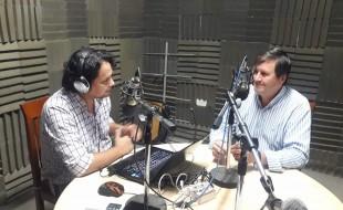 Sergio Guzmàn y Darvin Cáceres